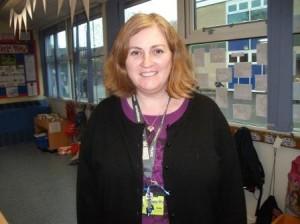 Mrs R Humphriss (Year 3)